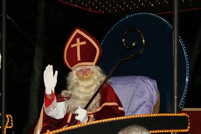 Lichtstoet en Sinterklaas 2006