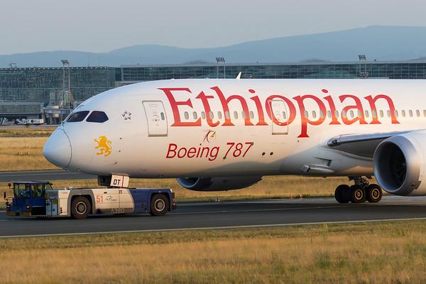 ET-AOT - Boeing 787-8 Dreamliner