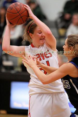 Feb 4 girls basketball Boise v Timberline Districts