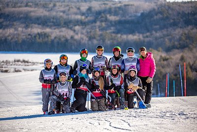 2018-02-17 OHMS Alpine Ski Team Photos