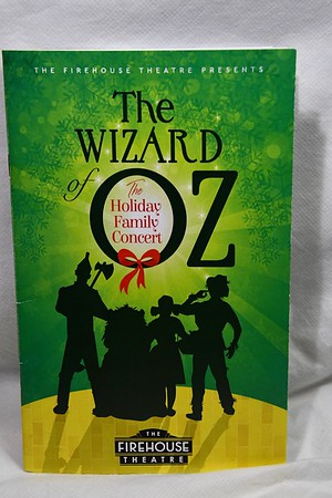 12-13-2019 The Wizard of Oz Family Concert @ The Firehouse Theatre