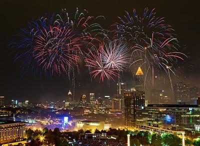 Atlanta Tourist Backgrounds