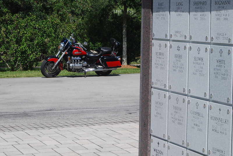 07 Valkyrie at the Florida National Cemetery.jpg