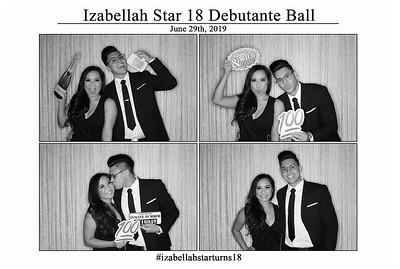 Izabellah Star 18 Debutante Ball