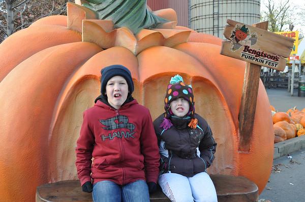 Halloween and Pumpkin Farm 2012