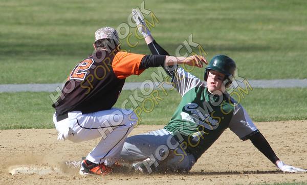 Canton - Oliver Ames Baseball - 04-14-16