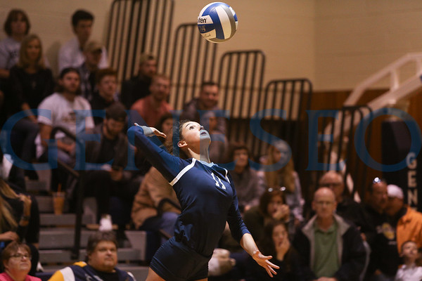 Volleyball vs. Fredonia (Photos by Ben Gajewski)