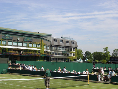 Wimbledon 2005 and Trafalgar 200 years