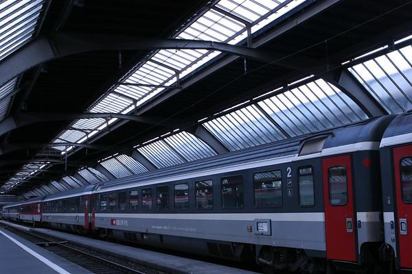 Zurich Main Station (Zürich Hauptbahnhof)