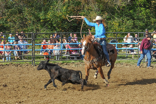 Michigan High School Rodeo 2014