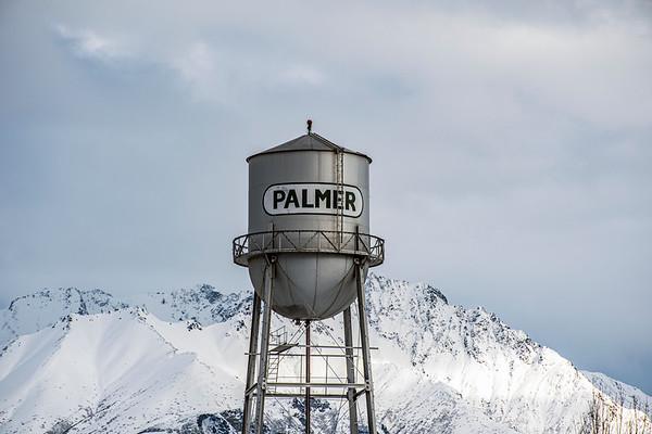 Southern Alaska Road Trip Winter 2021