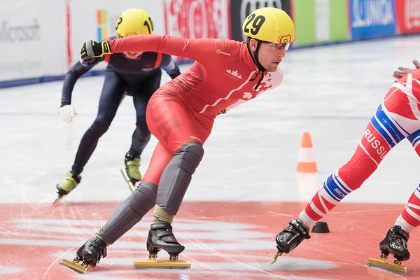 Speed Skating 03-20-2017