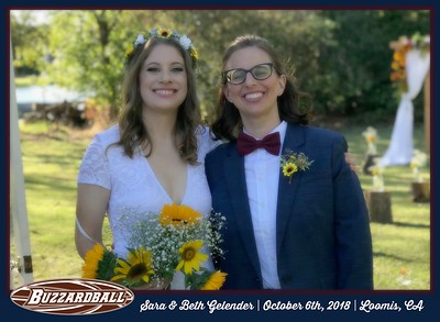 OCTOBER 6TH, 2018 | Beth and Sara Gelender