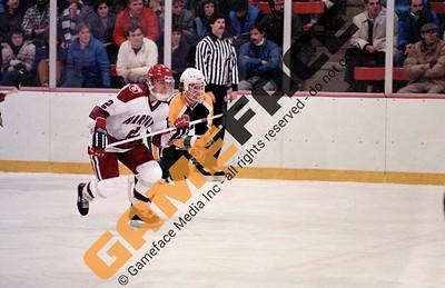 1984-1985 Men's Hockey