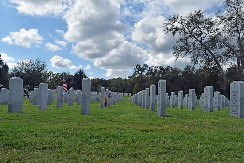 2018 Florida National Cemetery on Veterans Day (14).JPG