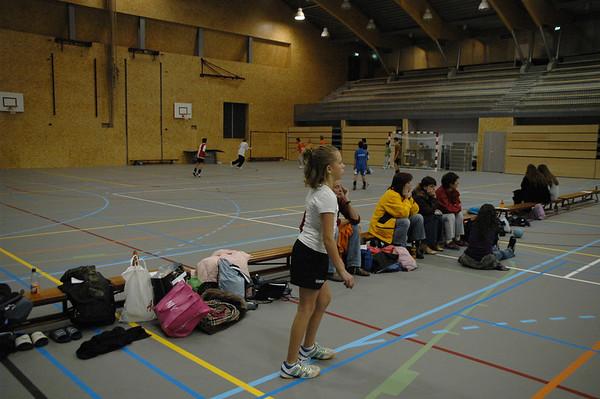 20061204 1e training in Oosterheem