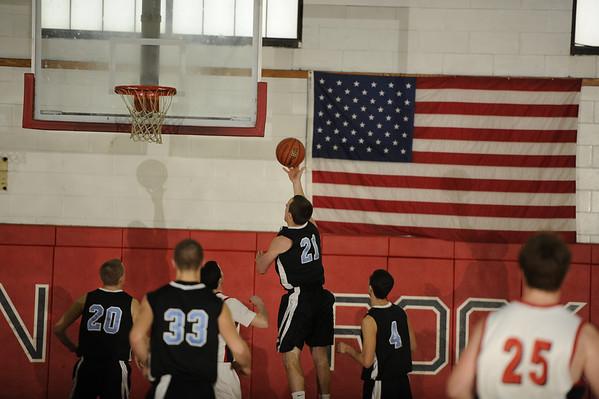 01-08-2011 HS Boys Basketball Mahwah 59 at Glen Rock 61 (OT)