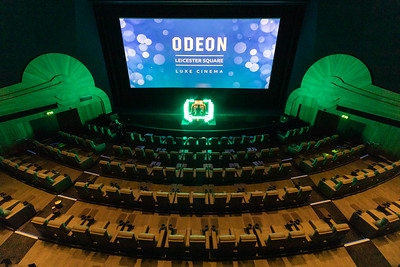 21/12/18 - ODEON Luxe Leicester Square Reopens