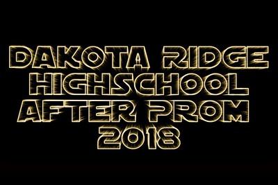 Dakota Ridge Highschool After Prom - April 7, 2018