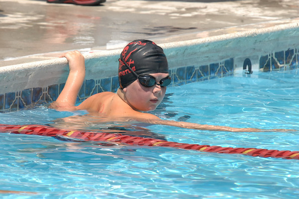 Suburban Swim Association 2010 Championships - Saturday, 7-31-10 Race 222 to the End