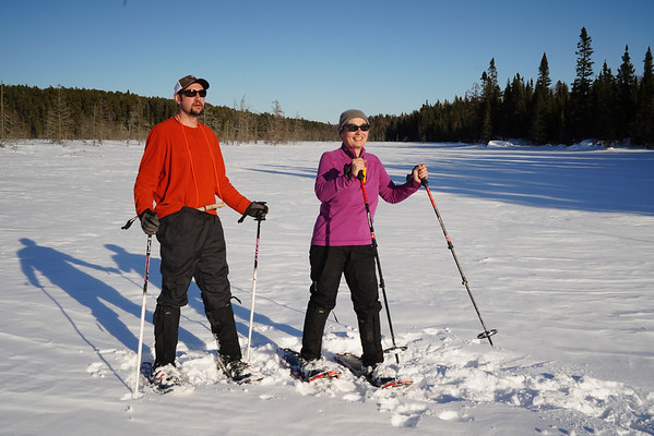 BWCA February 22-24 2020 with Lucas and Susan