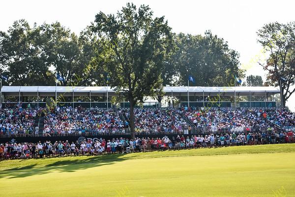 2018 PGA Championship round 3