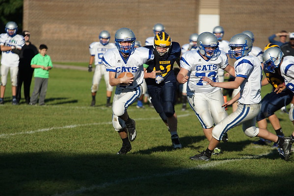 Eagan B vs Rosemount B Pic's 9th grade football