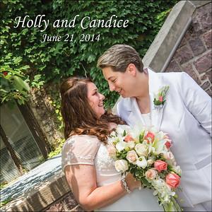 Candice Parents Album Inside Pages