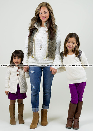 Mahon Family - Christmas 2014