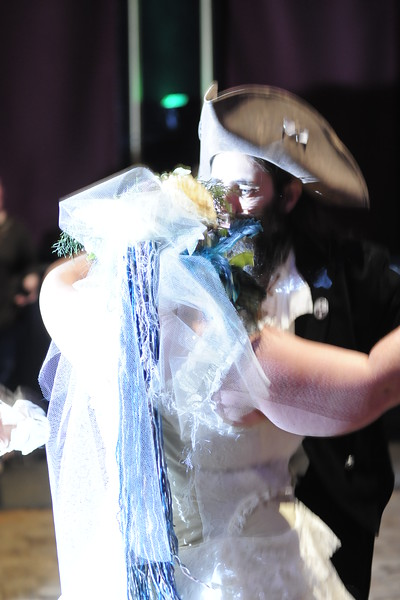 """Kelly and Trevor's """"first"""" dance"""