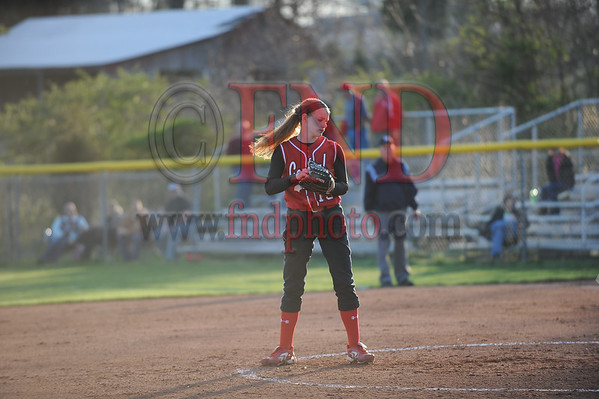 Central Davidson vs Asheboro 04-09-14