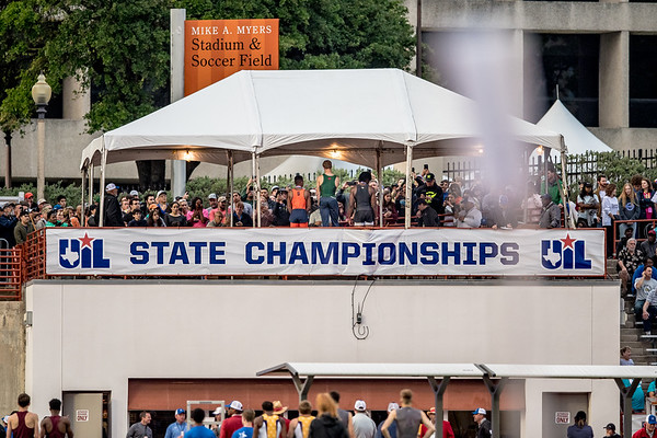 2019 UIL State Track Meet (GHS)