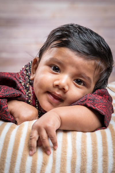 Radhika Praveen Family