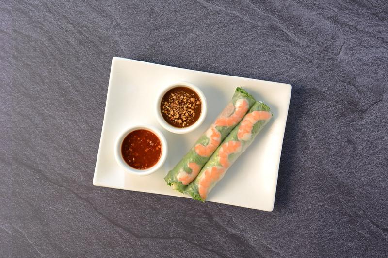 House Of Pho - Fresh Spring Rolls (Pork & Shrimp) – 0097.JPG