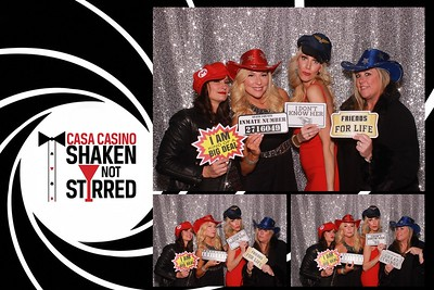 CASA Casino 2020 - Shaken not Stirred