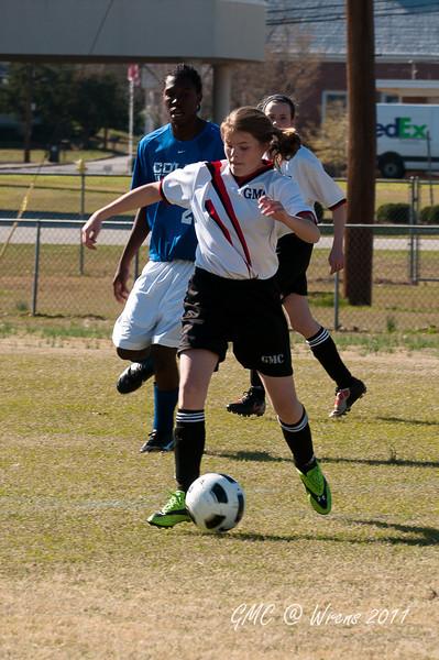 GMC soccer @ Wrens