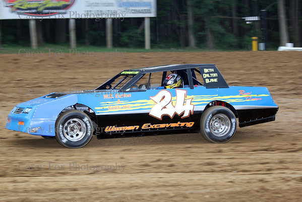 July 4 - Modifieds, super stocks and bombers