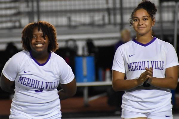 GIRLS SOCCER SECTIONALS Merrillville VS Chesterton 2021