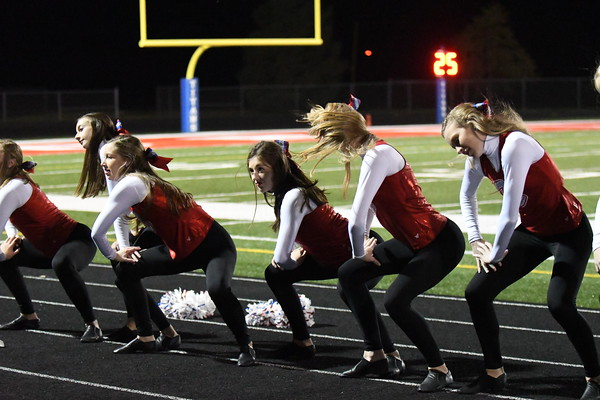 Dance at Varsity Football vs Skutt