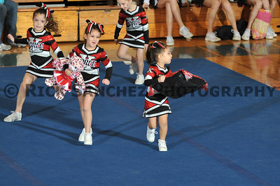 2008 3:00 Xtreme Cheer and Dance Force Tiny 1