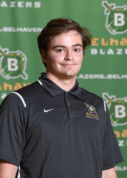 Belhaven University Track Team - Thursday, February 1, 2018