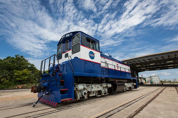 NASA Railroad