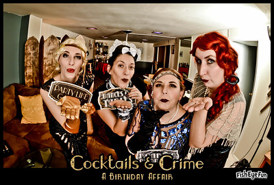 11/24/18 - Cocktails and Crime: A Birthday Affair