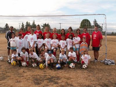 BHS Summer Soccer Camp