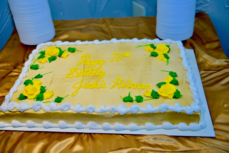 Jackie Holman 70th Birthday Celebration