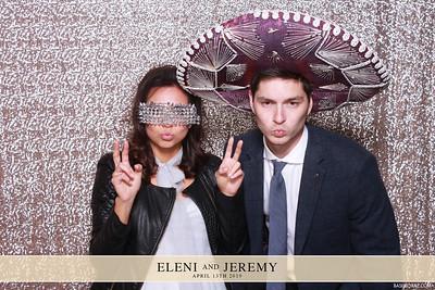 Eleni and Jeremy