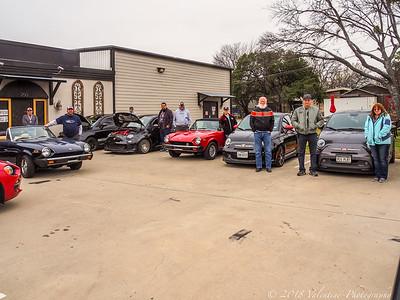 Fiat Club Meeting, Keller 02-09-19