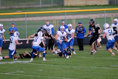 Mineral Point @ Luther Football 9-6-19
