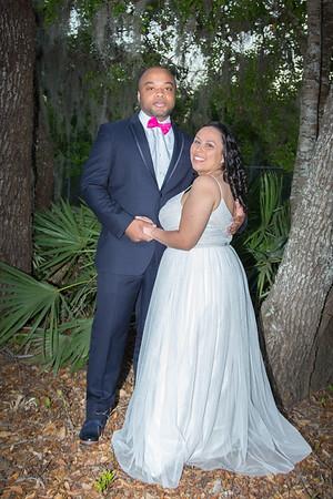Letisha & Madjer's Wedding