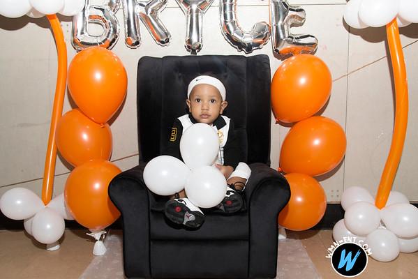 BRYCE 1st Birthday 11-8-14